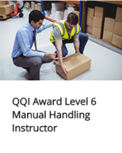 Manual Handling Instructer