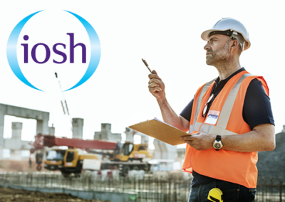 IOSH Safety, Health & Environment for Construction Site Managers Refresher – Virtual Classroom