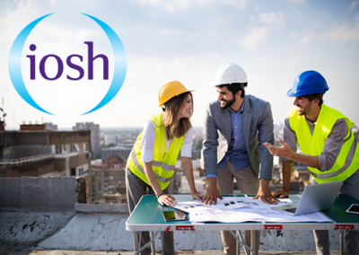 IOSH Project Supervisor Design Process & Designers (PSDP)