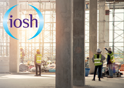 IOSH Safety, Health and Environment for Site Construction Managers Refresher