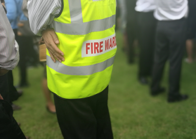 Fire Warden – Virtual Classroom