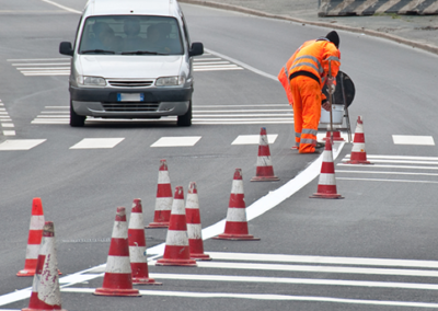 CSCS Health and Safety at Roadworks