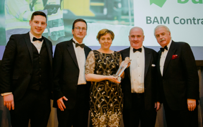 Safety Solutions at Irish Building & Design Awards