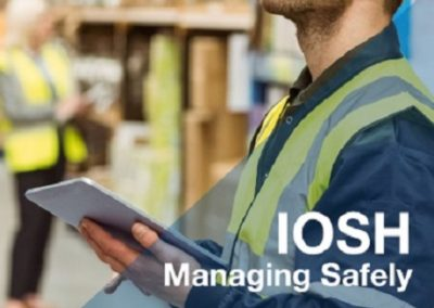 IOSH Managing Safely Refresher – Virtual Classroom